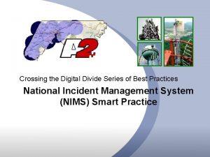 Crossing the Digital Divide Series of Best Practices