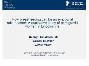 How breastfeeding can be an emotional rollercoaster A