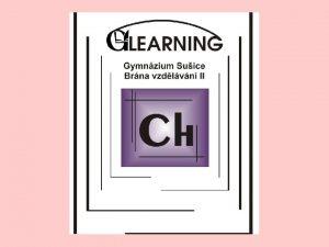 Zpracovn ropy CH 4 Chemick reakce a dje