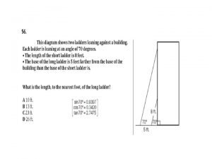 IN Inscribed Angle An angle whose is on
