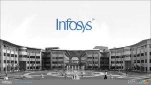 2011 Infosys Technologies Ltd 1 Infosys Technologies to