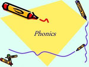 Phonics Emma Wilkinson Phonics SLE Phonics and Music