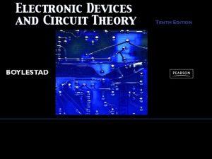 Chapter 14 Feedback and Oscillator Circuits Feedback Concepts