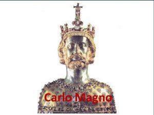 Carlo Magno I predecessori di Carlo Magno Franchi