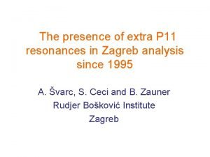 The presence of extra P 11 resonances in
