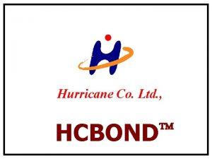 Hurricane Co Ltd HCBOND HURRICANE CO LTD HCBOND