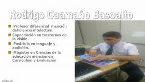Profesor diferencial mencin deficiencia intelectual Capacitacin en trastornos