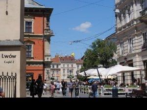 Lww Cz 2 Pomnik Kulczyckiego W roku 1683