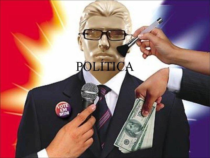 POLTICA A palavra poltica Nos referimos poltica Da