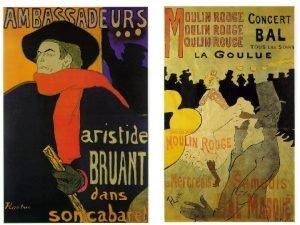 ToulouseLautrec Henri de 1864 1901 Many immortal painters