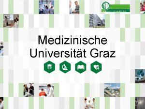 Medizinische Universitt Graz Historischer berblick Historischer berblick 1585