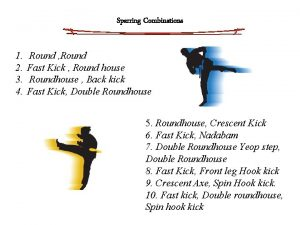 Sparring Combinations 1 2 3 4 Round Round