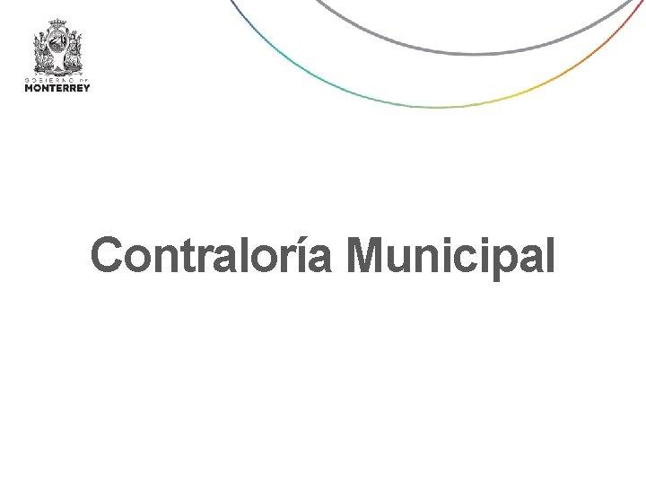 Contralora Municipal Contralora Municipal Contralora Municipal Directora de