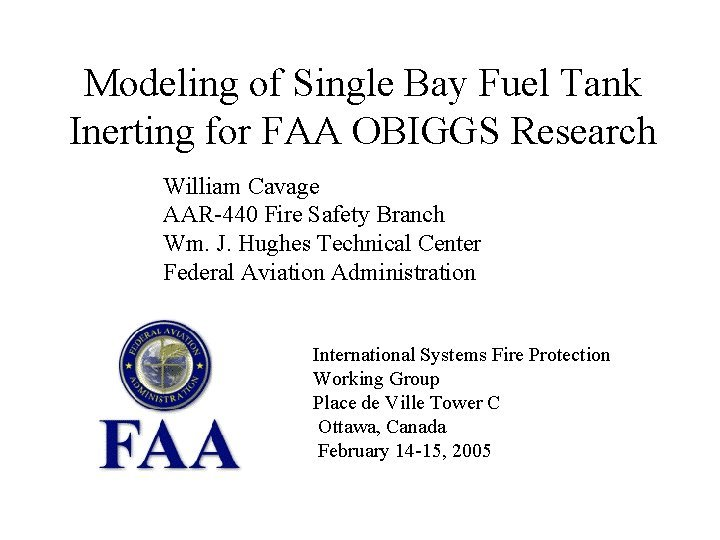 Modeling of Single Bay Fuel Tank Inerting for