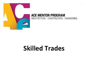 Skilled Trades Carpenters Training Site Week 3 Site