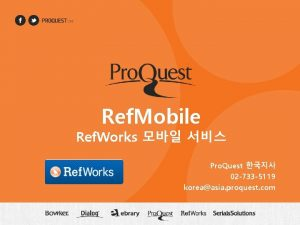 Ref Mobile Ref Works Pro Quest 02 733