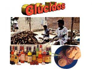 Concepto Los glcidos son biomolculas formadas bsicamente por