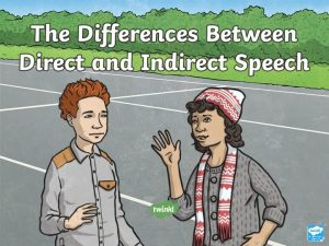Aim OLI To explain the differences between direct