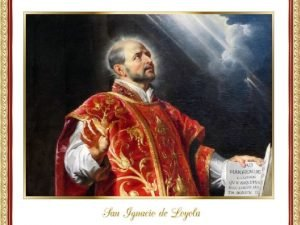 San Ignacio naci en 1491 en el castillo