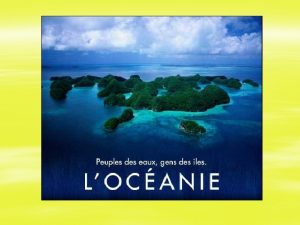 Ocenia Melanzia ierne Mikronzia mikro mal Polynzia poly