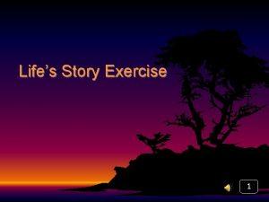 Lifes Story Exercise 1 Jimmy Buffetts Lifes Story