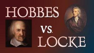 vs Jacques Thomas John BOSSUET HOBBES LOCKE Divine