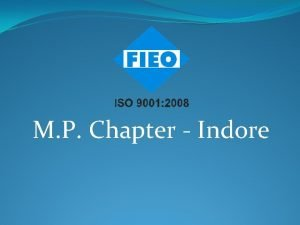 M P Chapter Indore Exports of Top 15
