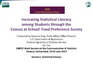 Increasing Statistical Literacy among Students through the Census