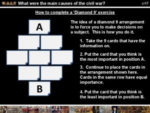 What were the main causes of the civil
