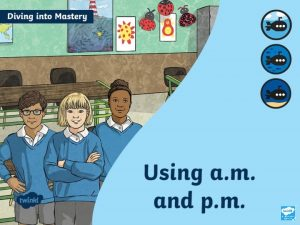 Diving into Mastery Guidance for Educators Each activity