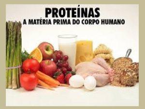 PROTENAS PROTENAS As protenas so compostos orgnicos de