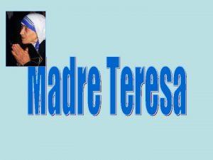Agnes Gonxha Bojaxhiu la futura Madre Teresa nacque