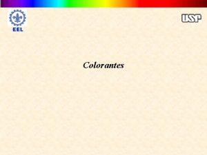 EEL Colorantes Diagrama L a b Diagrama de