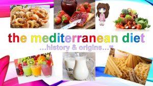 the mediterranean diet ANCEL KEYS INFLUENCE Ancel Keys