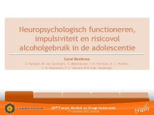 Neuropsychological functioning as a predictor of risky drinking