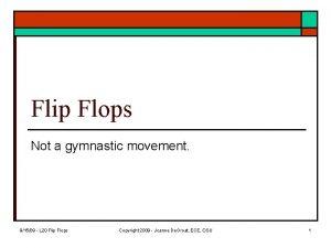 Flip Flops Not a gymnastic movement 91509 L
