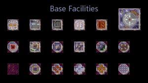 Base Facilities My Base Some description Main Base