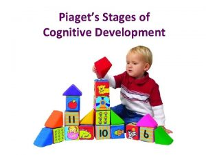 Piagets Stages of Cognitive Development Assimilation vs Accommodation
