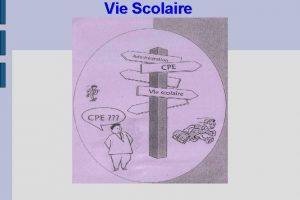 Vie Scolaire Lquipe vie scolaire Travail dquipe collaboration