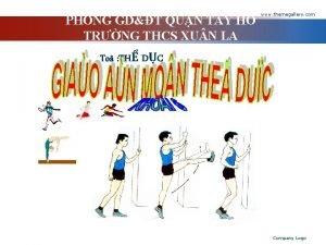 PHNG GDT QUN T Y H TRNG THCS