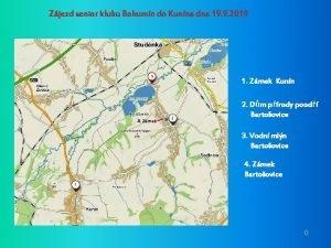 Zjezd senior klubu Bohumn do Kunna dne 19