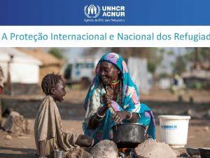 A Proteo Internacional e Nacional dos Refugiad BREVES