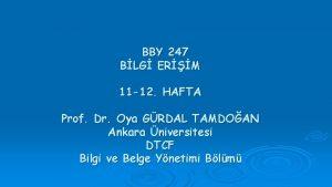 BBY 247 BLG ERM 11 12 HAFTA Prof
