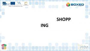 ING SHOPP Zkladn informace kola Zkladn kola Mnesova
