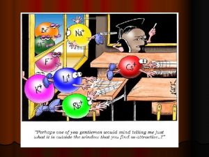 Naming Ionic Compounds Ionic Compounds in water l