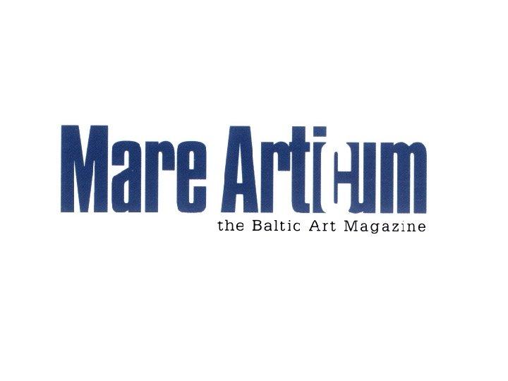 MARE ARTICUM The Baltic Net MARE ARTICUM the