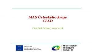 MAS steckho kraje CLLD st nad Labem 20