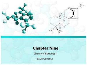 Chapter Nine Chemical Bonding I Basic Concept Chapter