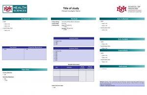 Title of study Principal Investigator Names Background INFO