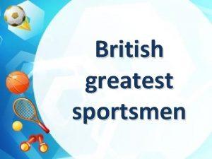 British greatest sportsmen Lewis Hamilton Lewis Hamiltons victory